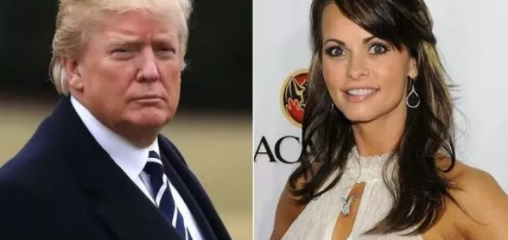 """特朗普被踢爆1年婚外情, 她是他的""""二奶"""", 入过正房卧室..."""