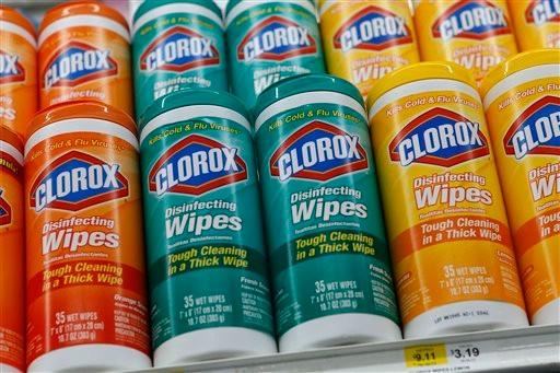 消毒湿纸巾难买 Clorox:可能要到明年才能充分供应