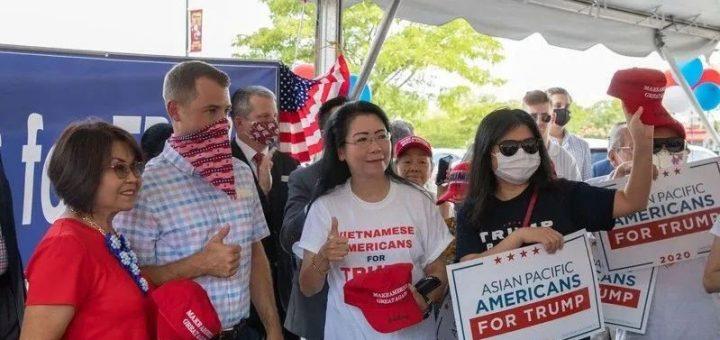华人到底支持谁多,最新亚裔投票民调出炉,和你想的结果一样吗