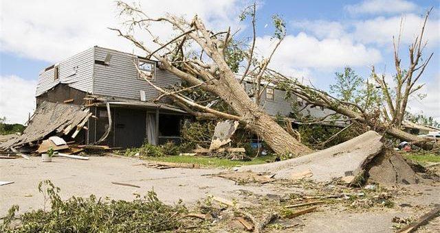 美国哪些地方灾害风险最高?结果可能让你意外